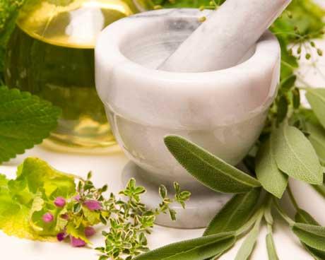 Mortar-herbal-medicine
