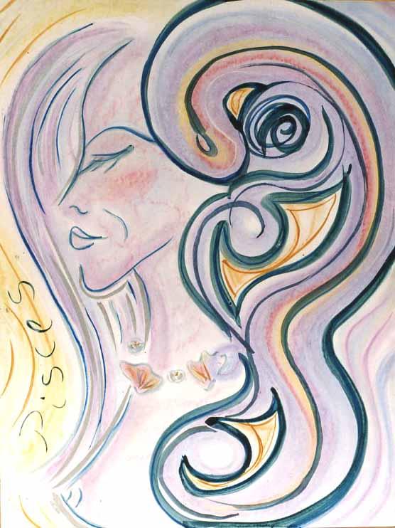 Piscean Goddess