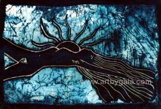 Earth Goddess watermark