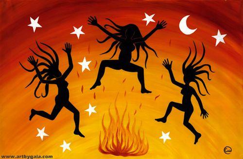 Dancing-Wild-Gaia-Orion