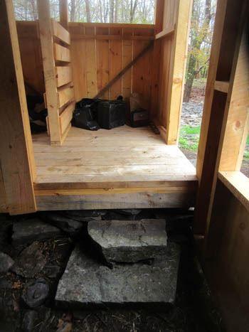 May 17 barn steps