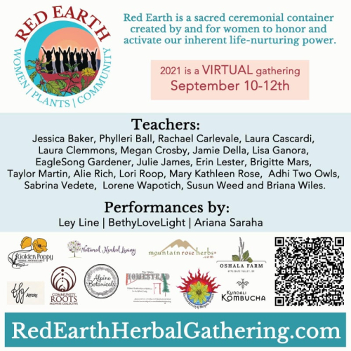 Red-earth